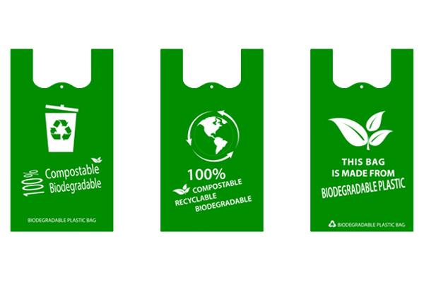 Plastique biodégradable